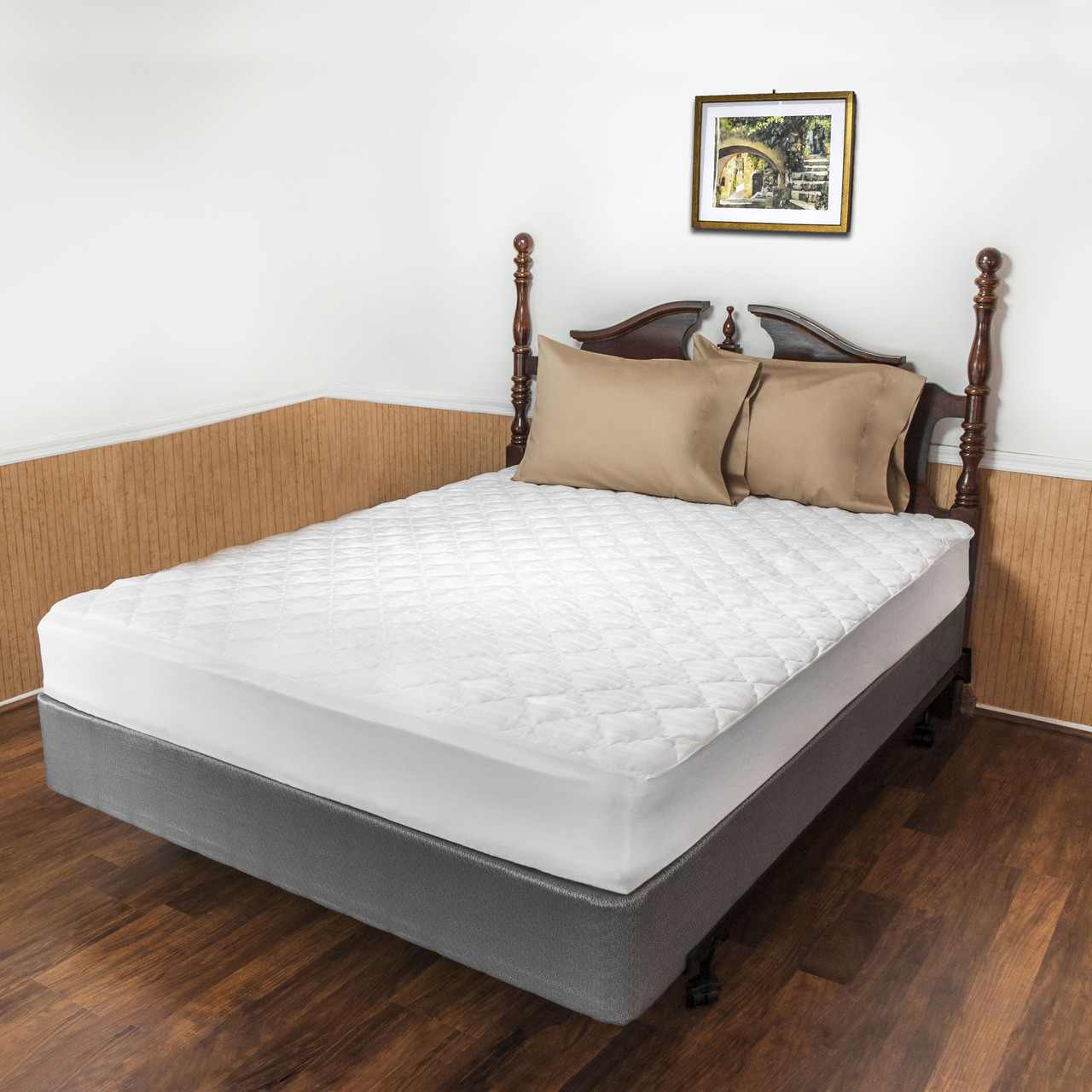 ultima plusha mattress pad allyson brooke home