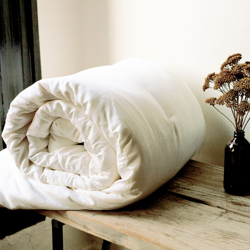 Silk Winter Weight Comforter by Cozy Earth®