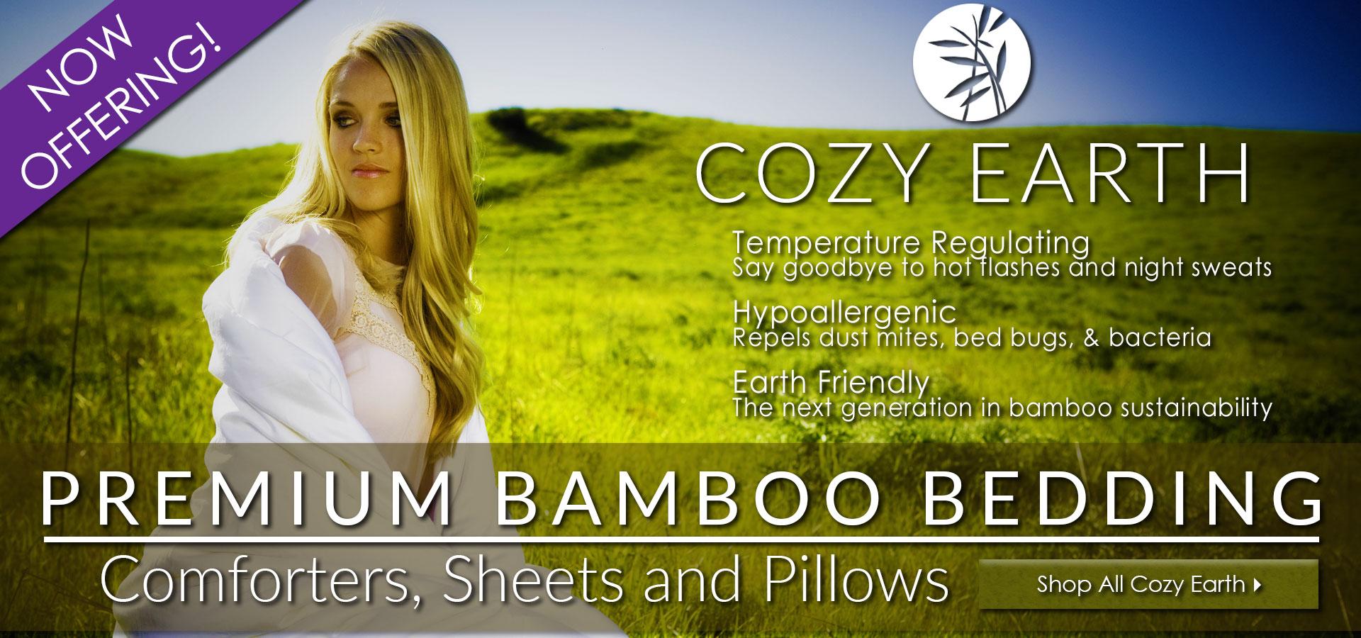 Cozy Earth Bamboo Bedding