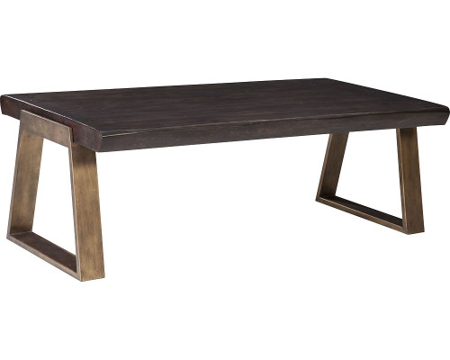 Canyon Live Edge Cocktail Table