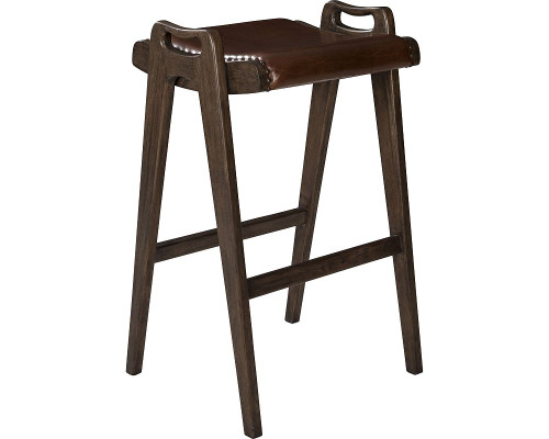 Tollis Wooden Bar Stool