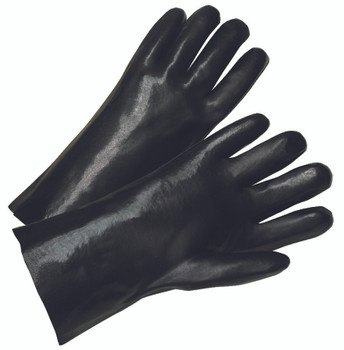 Men's PVC Coated Gloves: 7105