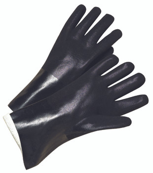 Men's PVC Coated Gloves: 7300
