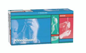 KleenGuard G10 Blue Nitrile Gloves (Small): 57371
