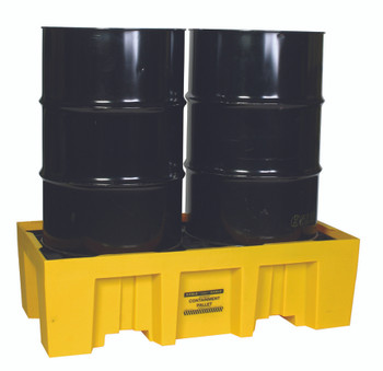 Eagle Spill Containment Pallets (2 Drum Unit): 1620