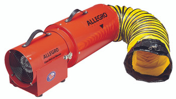 Allegro Blower (15 ft Cannister): 9534-15