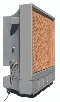 TPI Heavy Duty Portable Evaporative Coolers (36 in.): EVAP-36