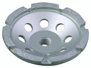 Diamond Single Row Cup Wheels (7 in.): SPPGC7SN
