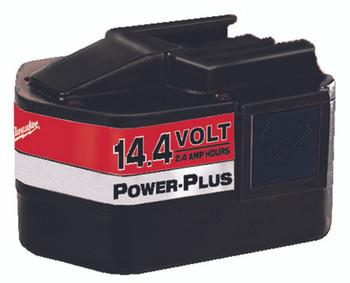 Power-Plus 14.4V Batteries: 48-11-1024