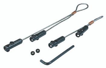 Set Screw Clamp Pulling Grips (3250 Ib.): 624S