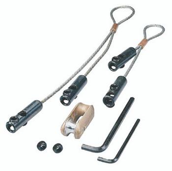 Set Screw Clamp Pulling Grips (6500 Ib.): 629