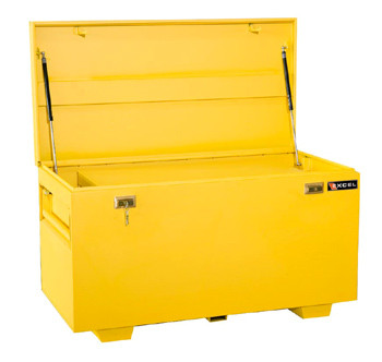 Large Yellow Safety Tool Chest