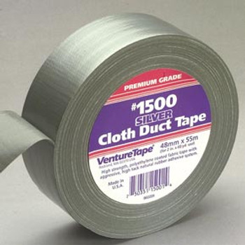 Venture - Cloth Duct Tape - 1500 (2 in. X 60 yds.)