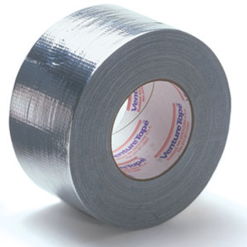 Venture - Silver Metalized Cloth Duct Tape - 1502 (2 in. X 60 yds.)