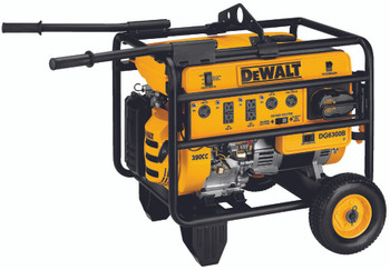 Dewalt Gas Generators (28 IN.): DG6300B