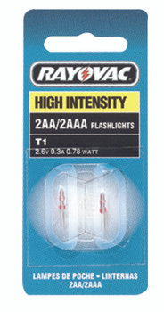 Flashlight Bulbs: T1-2