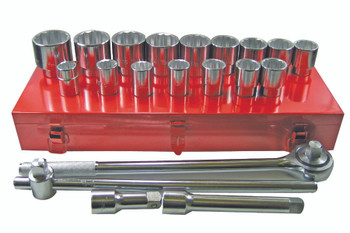 21 Pc. Socket Sets: 07-880