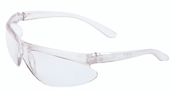 A400 Series Eyewear (Clear with Clear Lens): A400