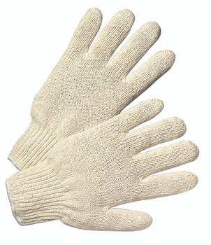Anchor Reversible String Knit Gloves - Large