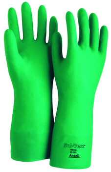 Ansell Sol-Vex Unsupported Nitrile Gloves: 37-175