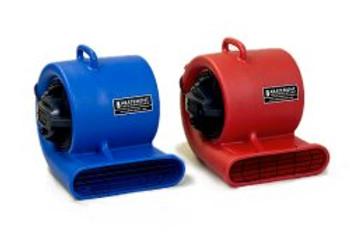 RAPTOR® High-Velocity Centrifugal Air Movers (Standard Red): RAM1000SRD