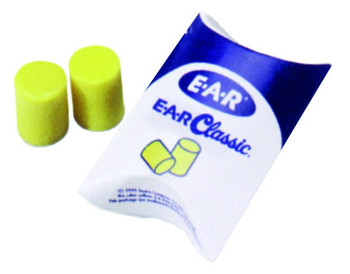 E-A-R Classic Foam Earplugs: Different Quantities Available