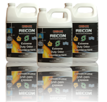 Fiberlock Recon Odor Counteracant: 3041