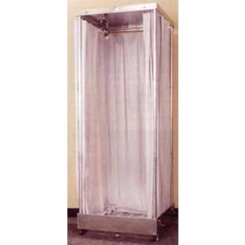 Fiberlock Collapsible Decontamination Shower: 6439