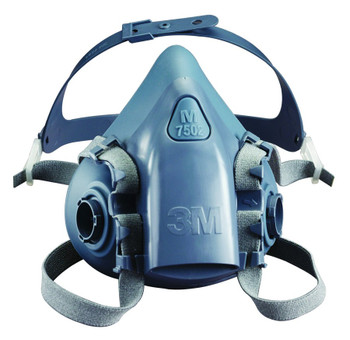 3M 7500 Series Half Facepiece Respirators: Choose Size