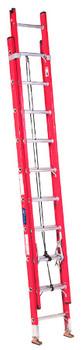 Louisville FE3200 Series Fiberglass Channel Extension Ladders: Choose Size