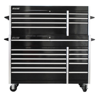 Excel Tool Chest and Roller Combo (56 in.): TB5607AB