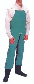 Split Leg Bib Aprons (Cotton Sateen): CA-300-S