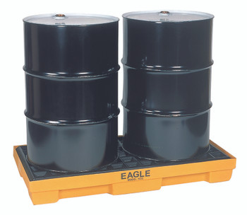 Eagle 2-Drum Modular Platforms (5,000 Ib. Capacity): 1632