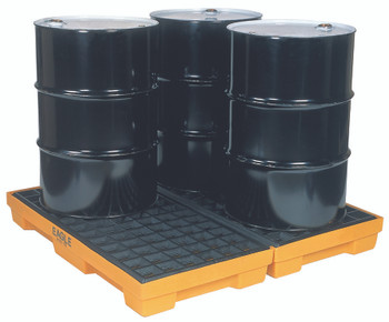 Eagle 4-Drum Modular Platforms (10,000 Ib. Capacity): 1634