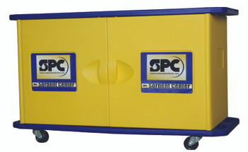 SPC Sorbent Center Cabinets: SC-3000