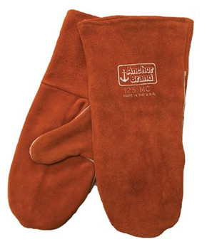 Anchor Cowhide Welding Mittens (Large): 125MC