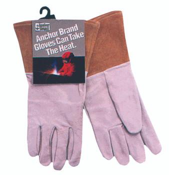 Anchor Deerskin Tig Welding Gloves (Large): 140TIG-L