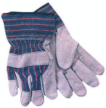 Anchor Cowhide Work Gloves (Large): 1775