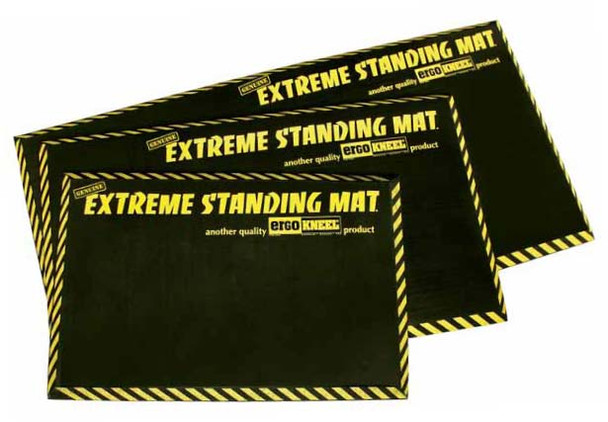 Extreme Standing Mats by ErgoKneel - LARGE 18 in. x 36 in.  (5030)