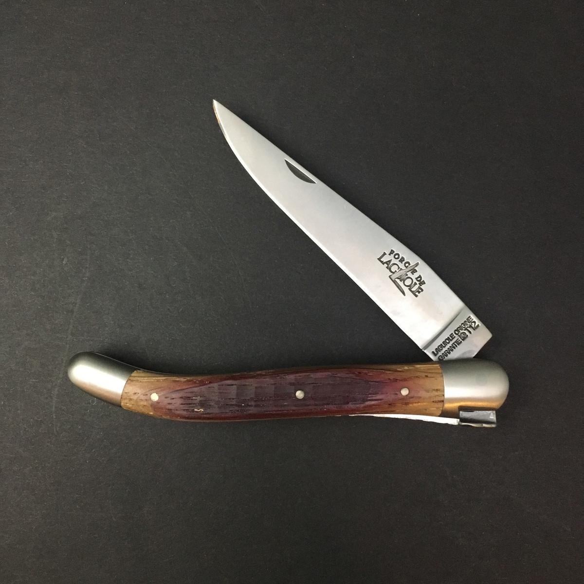 Forge De Laguiole - 11cm - Matte - Barrel Oak