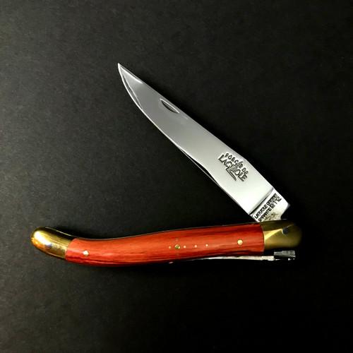 Forge De Laguiole - 9cm - Brass - Rosewood