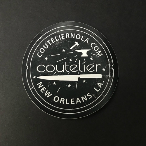 Coutelier - Sticker - Watermeter