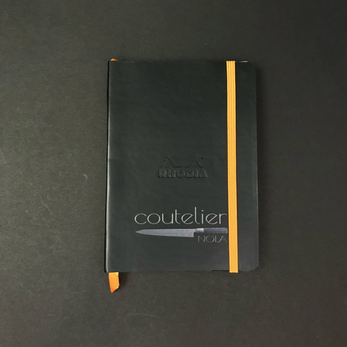 Rhodia Notebook - Small - Black