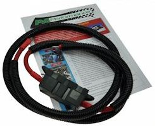 Mid Mount or Medium Kits for vehicles where the alternator is located in the center of the engine (mid-mount)