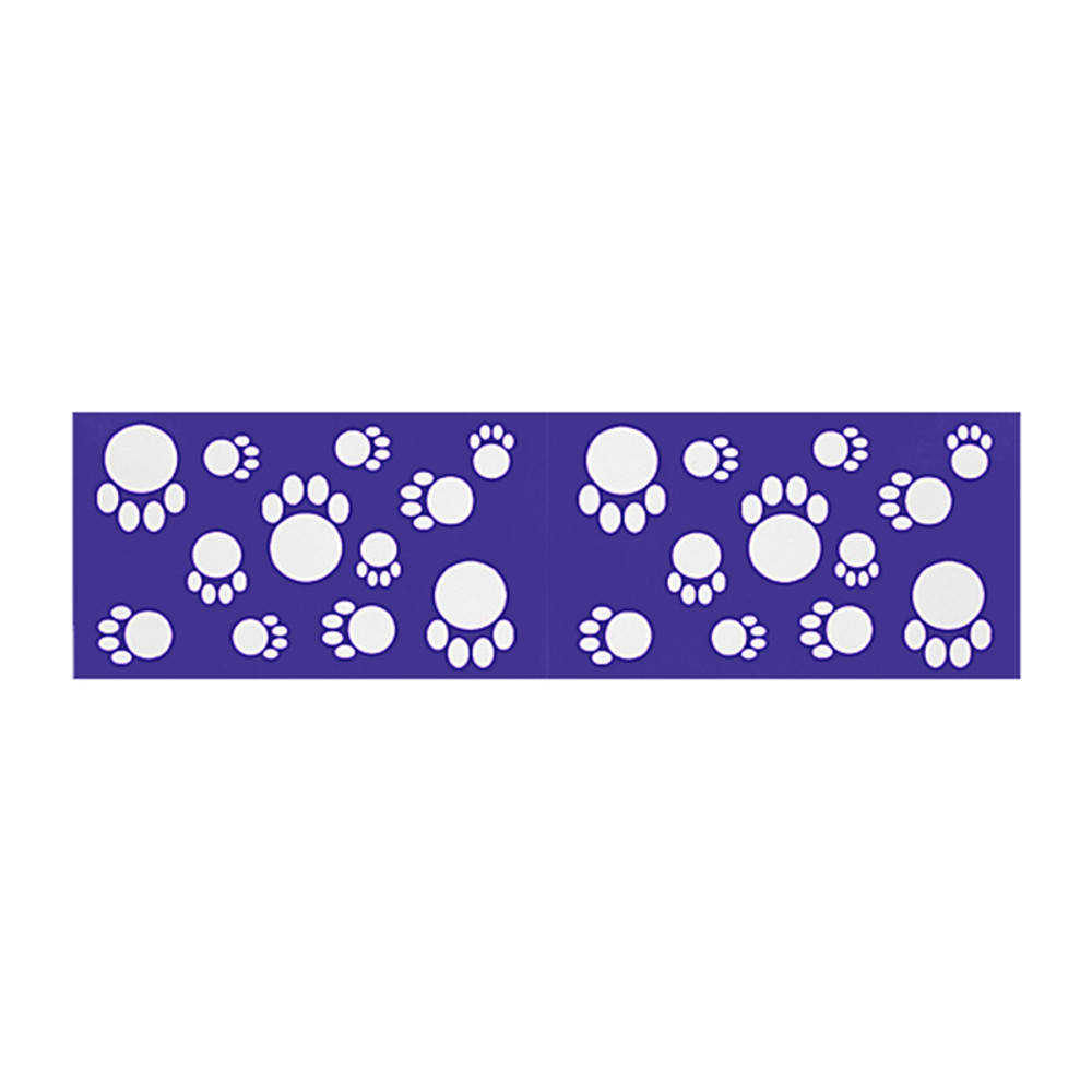 Paw Print Labels $1.50 per sheet