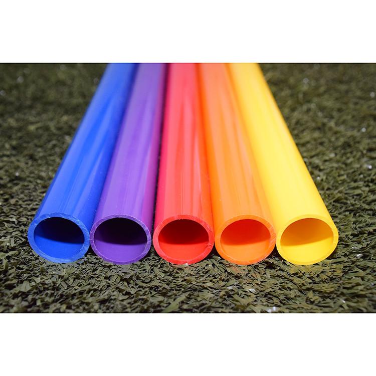 """Color PVC 1"""" Pipe 35 1/2"""" long"""