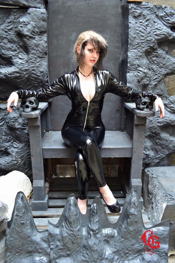 Customer photo!  GOREgous girls GG Miss Kittee Photo: eRock https://www.facebook.com/GOREgousGirls3/