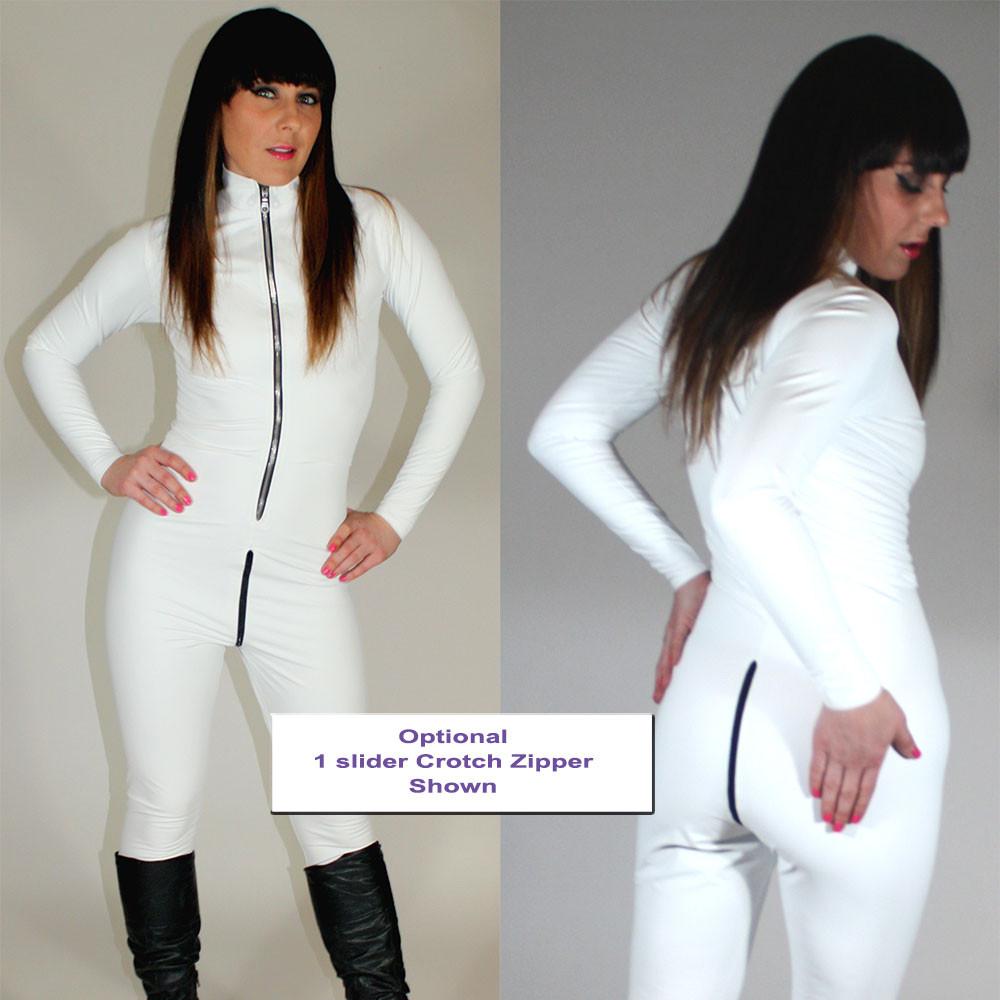 Optional 1 slider crotch zipper example