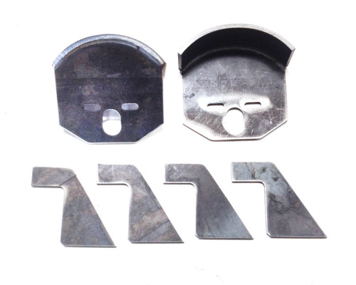 99-06 Chevy rear bag pockets with gussets