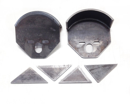 88-98 CHEVY REAR BAG POCKETS WITH GUSSETS